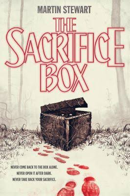 novel: THE SACRIFICE BOX
