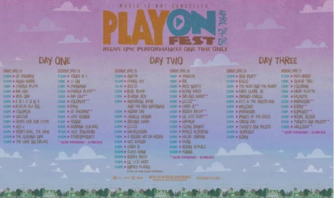 PlayOn Fest official trailer