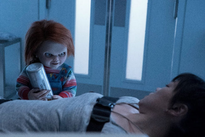 Chucky Terrorizes New York Comic Con