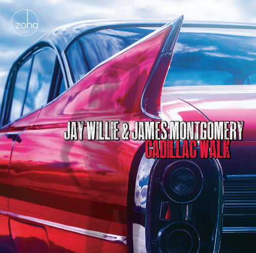 "Watch newest video release by Jay Willie and  James Montgomery ""Cadillac Walk"""