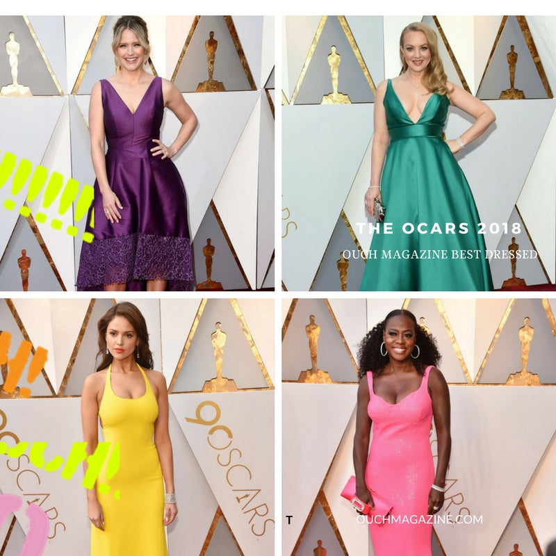 OUCH MAGAZINE-OSCARS 2018 BOL COLORS TRENDS WATCH