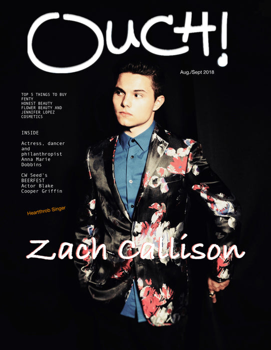 Cover issue MUSIC & FASHION