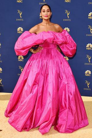 Tracee Ellis Ross Wearing Valentino.