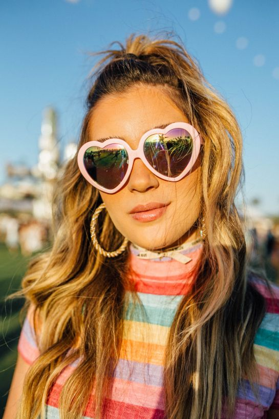 The Best Beauty  Trends and Style of Coachella 2018