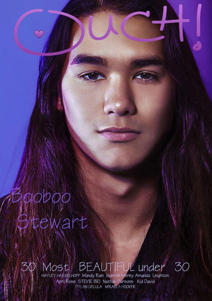 Ouch Magazine x Booboo Stewart Print on Demand - OUCH-O-HOLICS SHOP OBSESSIONS