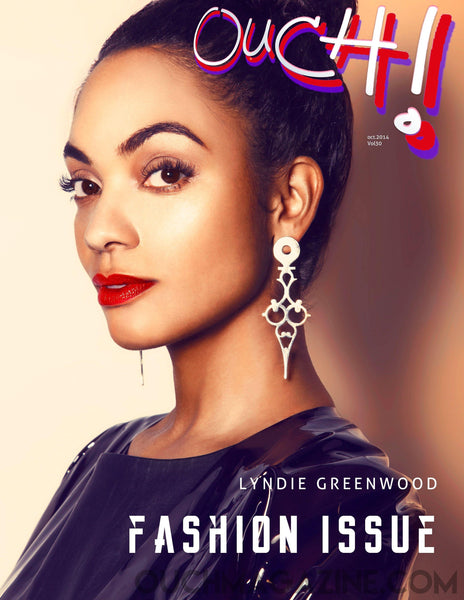 Ouch Magazine-Print on Demand-Lyndie Greenwood - OUCH MAGAZINE