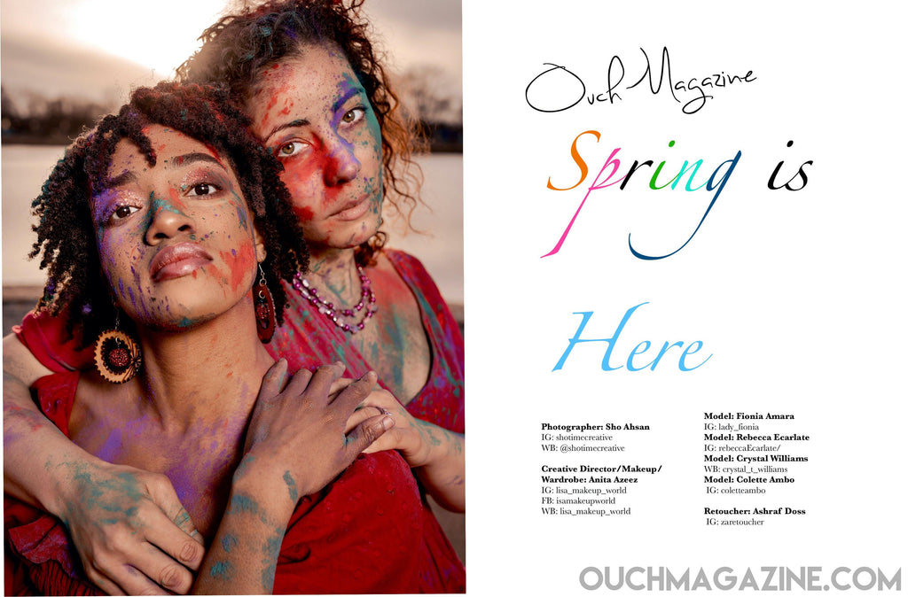 ouch magazine- Alise Willis-print on demand - OUCH MAGAZINE