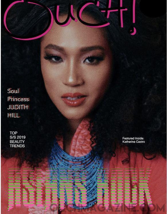 Ouch Magazine - Singer Judith Hill -Print on Demand - OUCH-O-HOLICS SHOP OBSESSIONS