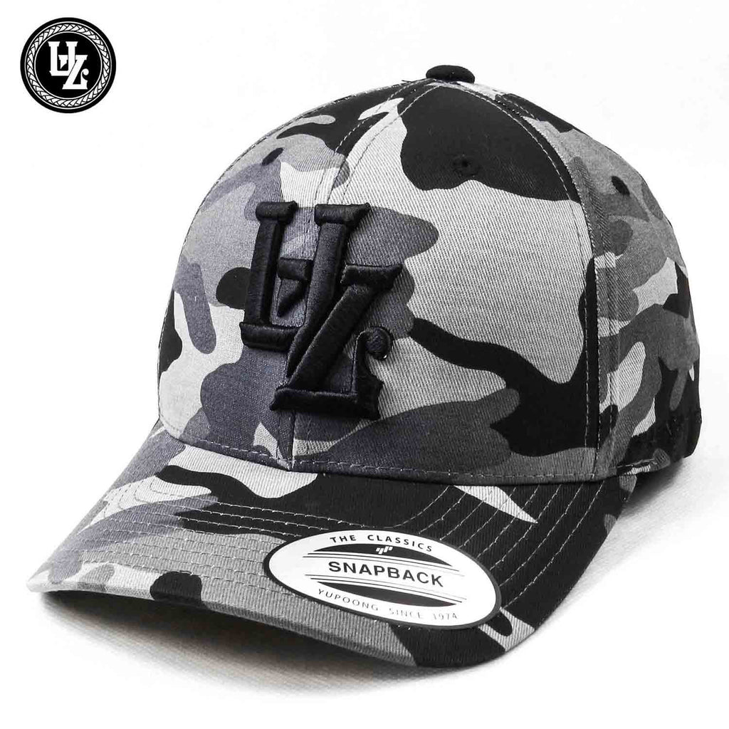 Grey Camo (Curved)