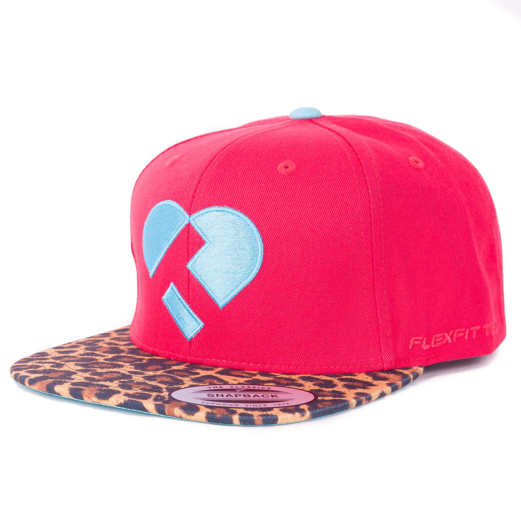 Boné Strapback Big Heart Kids