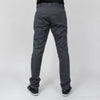 Dickies Calça Skinny Straight Fit Work Masculina - Cinza