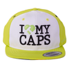 Boné I Love My Caps Kids Snapback