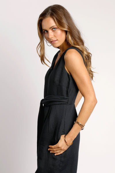 The Mary Jumpsuit - Navy