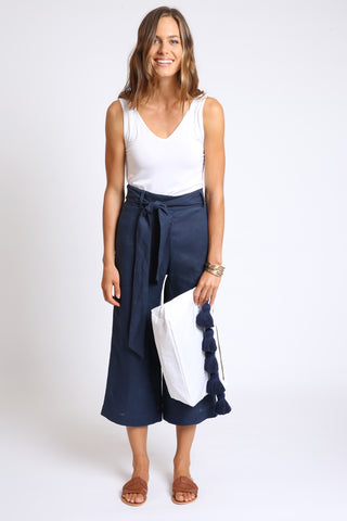 The Gianna Pant - Navy