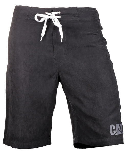 Black Logo Board Shorts