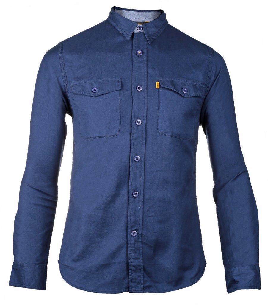 Tango Long Sleeve Shirt Blue
