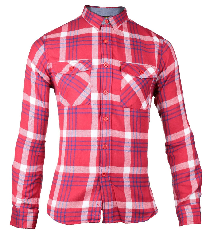 Tango Long Sleeve Shirt Red
