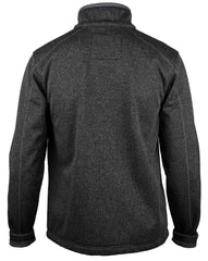 Black Polar Fleece