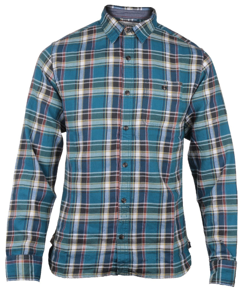 Bradley Long Sleeve Shirt  Park