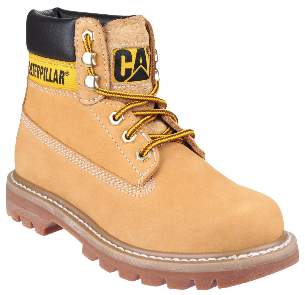 Colorado Lace Up Boot  Honey Reset