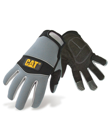 Black/Grey Neoprene Comfort Glove