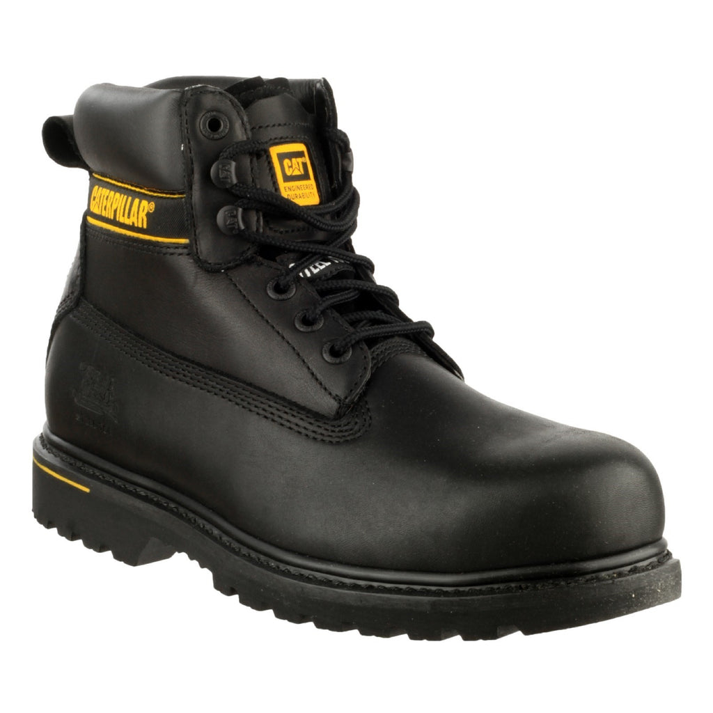 Holton Safety Boot S3 Black