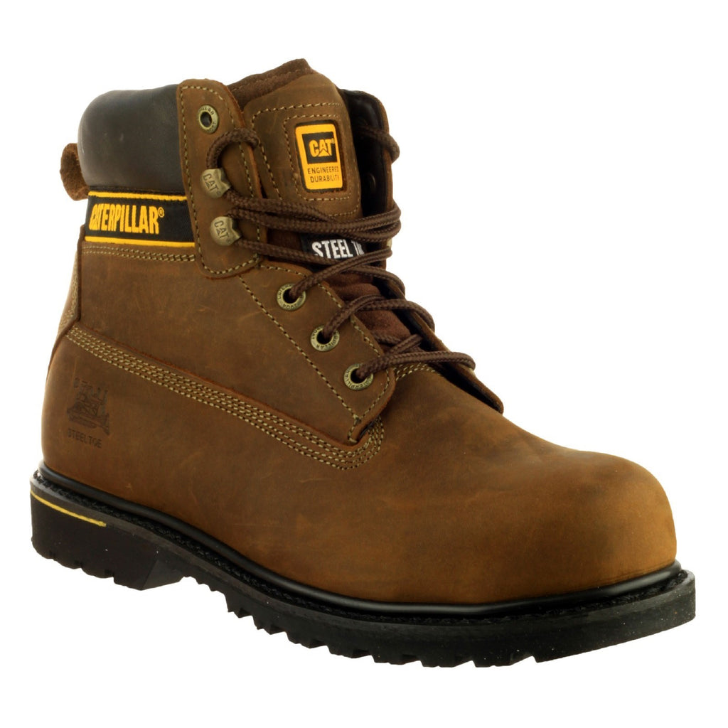 Holton Safety Boot S3 Brown