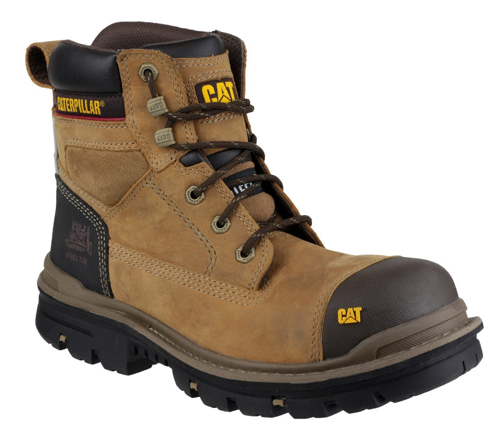 "Gravel 6"" Safety Boot S3 Beige"