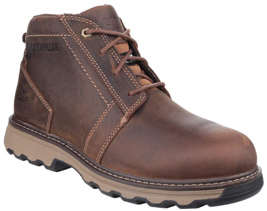 Parker Boot S1 Dark Beige