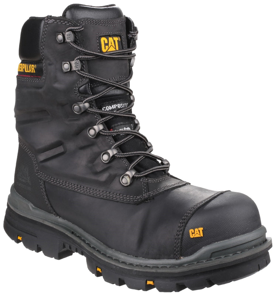 Premier Waterproof Safety Boot S3 Black