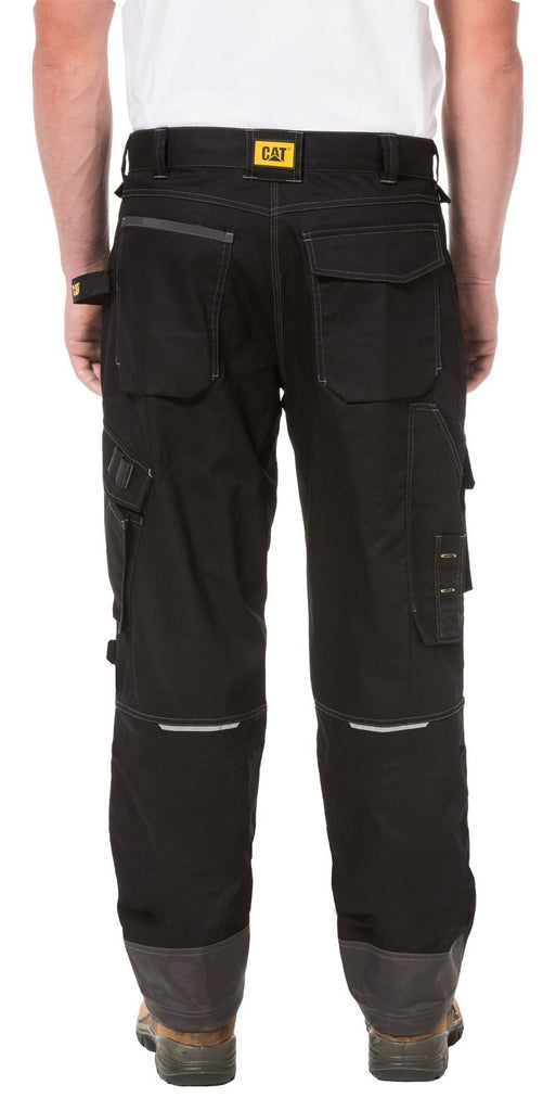 H2O Defender Trouser Black Graphite
