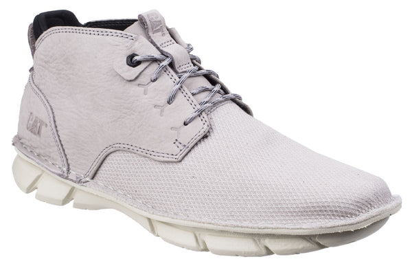 Silver Almanac Canvas Lace Up Boot