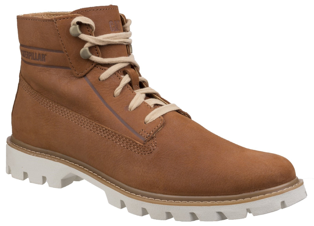 Basis Lace Up Boot  Ginger