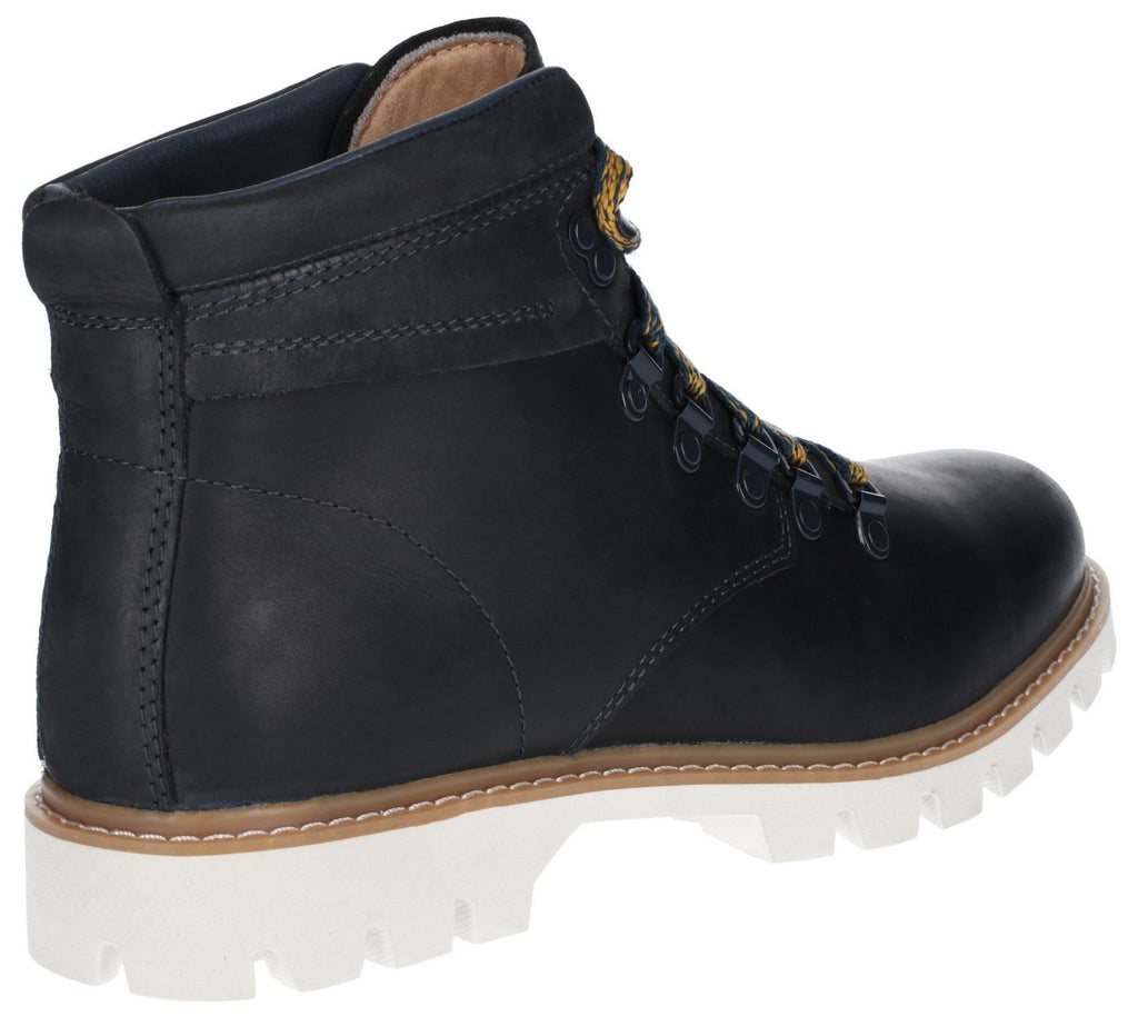Crux Lace Up Boot  Blue