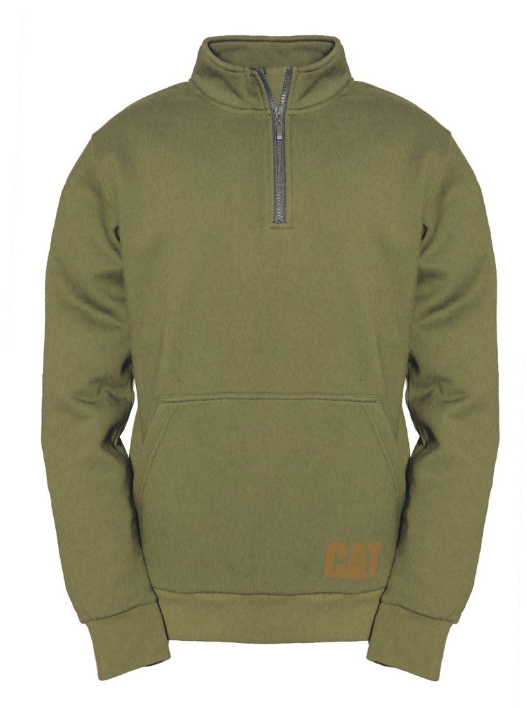 AG 1/4 Zip Pull Over Jumper  Cypress