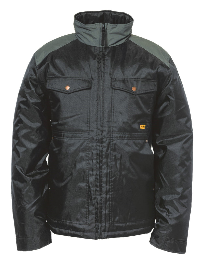 Harvest Jacket  Black