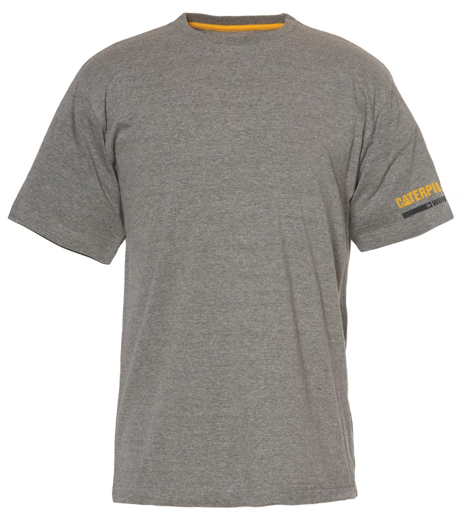 Essentials S/S Tee  Dark Grey