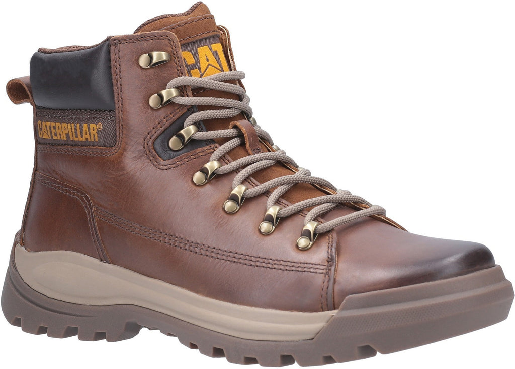 Brawn Lace Up Boot  Pelican