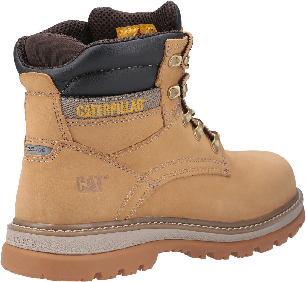 Fairbanks Lace Up Safety Boot S3 Honey Reset