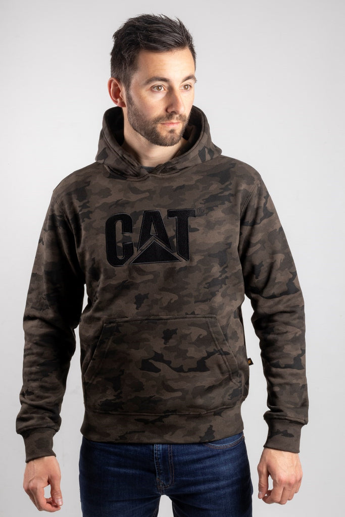 Trademark Hooded Sweatshirt  Night Camo
