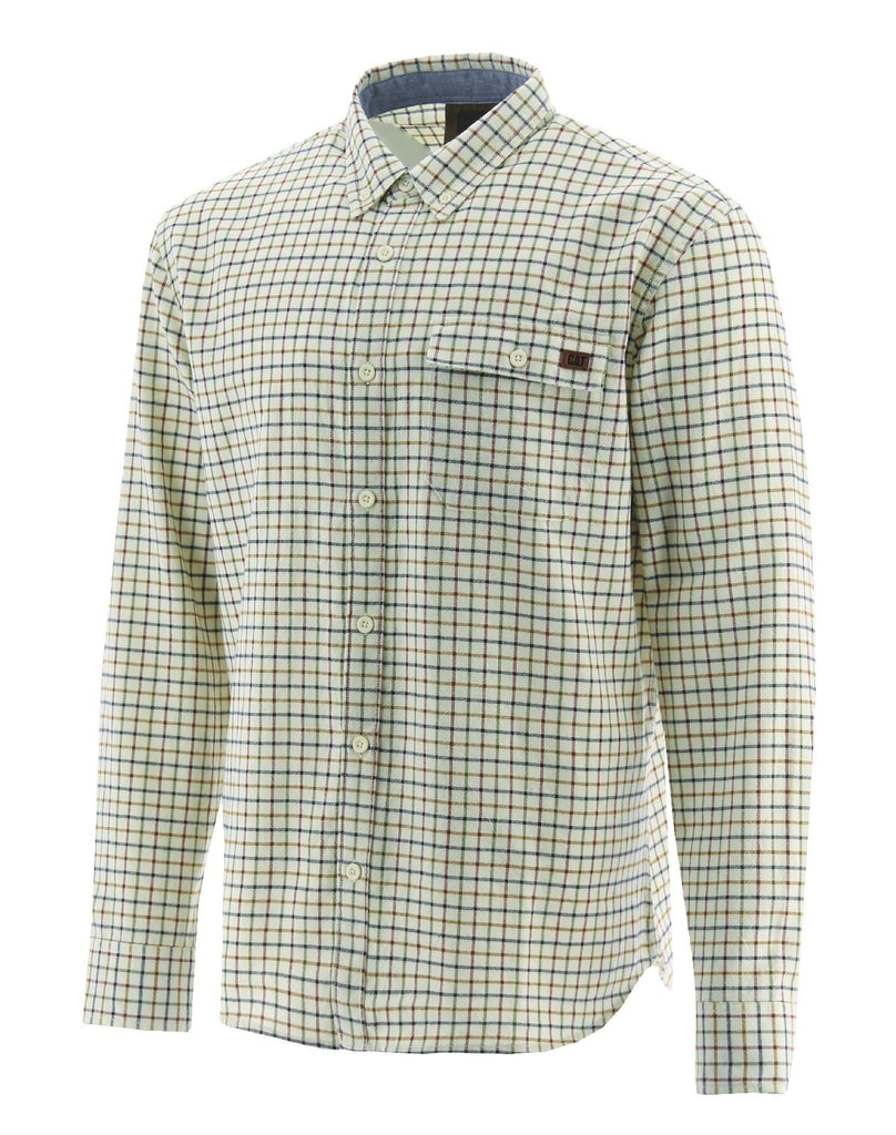 Tattersall Button Down Shirt  Multicoloured