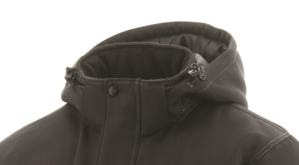 Stealth Insulated Workwear Jacket  Black