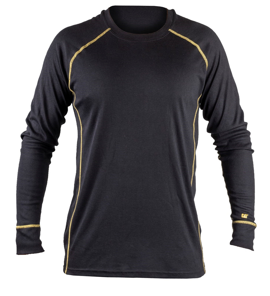 Thermo Long Sleeve Shirt  Black