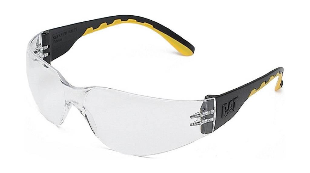 Track Protective Eyewear  Clear