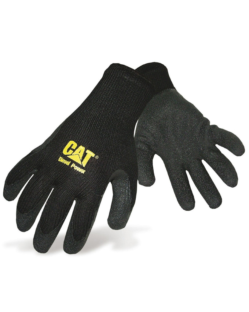 Thermal Gripster Glove Black