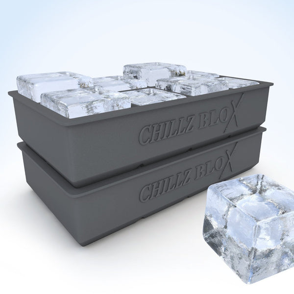 How To Care For and Use the Chillz Blox Ice Cube Tray