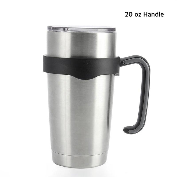 Chillz Handle for 30 or 20 oz Tumblers, Black