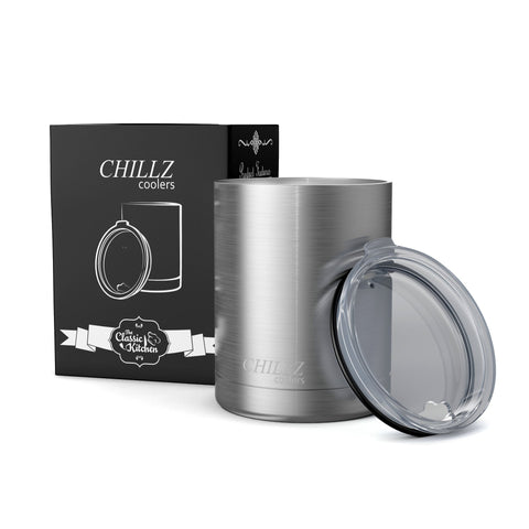 Chillz Stainless Steel Tumbler - 10 oz