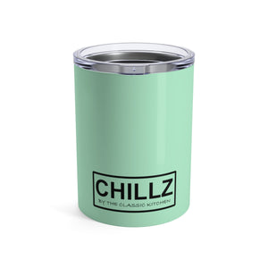 Chillz Tumbler 10oz - Light Green