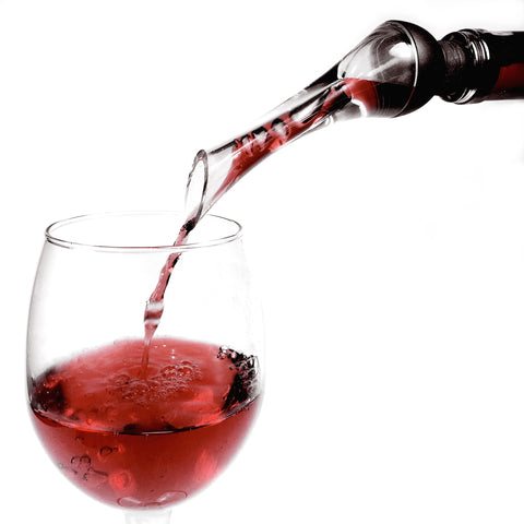 Chillz Wine Aerator Pourer - Premium Aerating Pourer and Decanter Spout